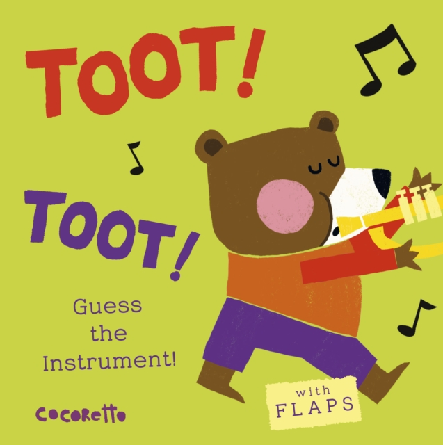 What's That Noise? Toot! Toot!Guess the Instrument!