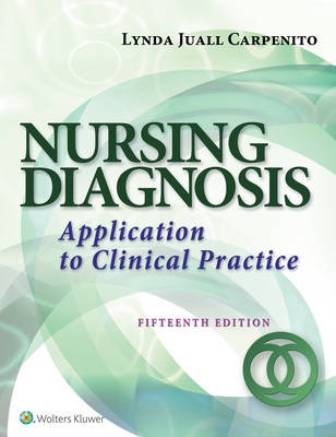Nursing DiagnosisApplication to Clinical Practice