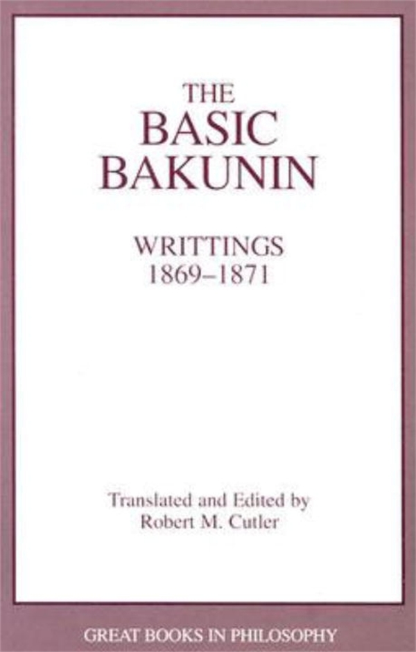 The Basic Bakunin