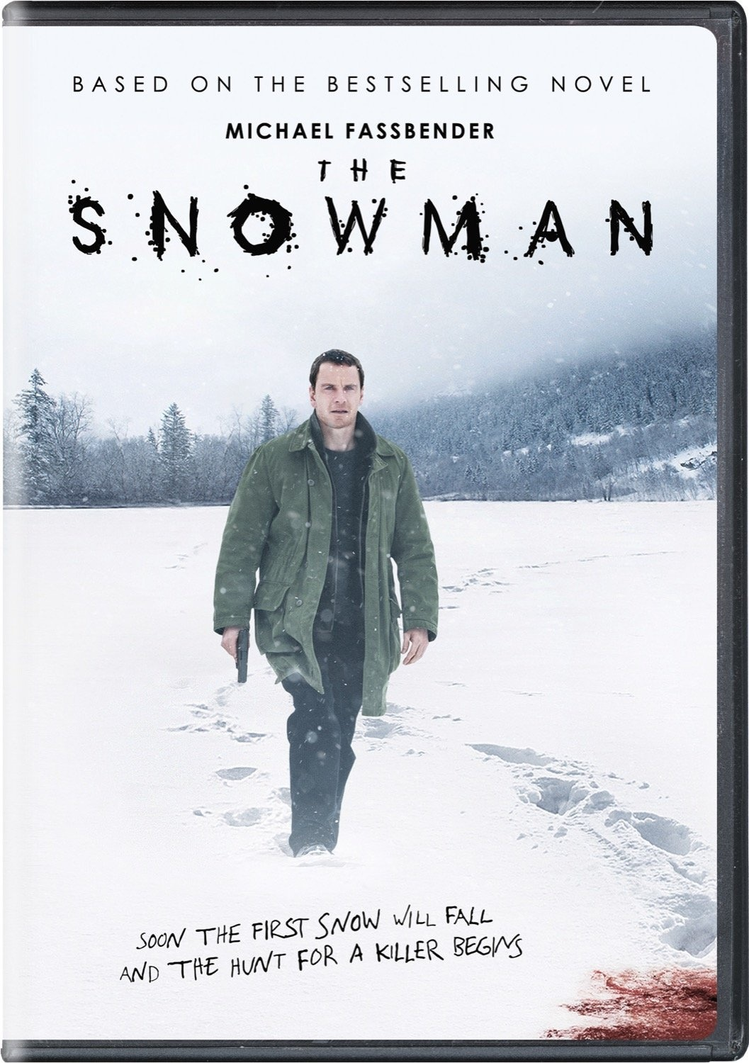 The Snowman by Tomas Alfredson,, ISBN: 0025192369438