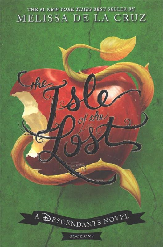 Treasures of the Isle of the Lost [3-Book Hardcover Boxed Set ] Poster]Descendants