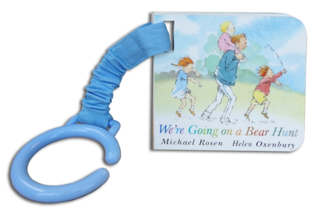 We're Going on a Bear Hunt: Buggy book