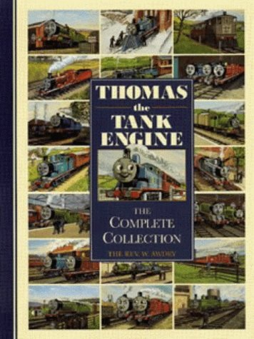 Thomas the Tank Engine. The complete collection by Awdry, The Rev. W., ISBN: 9780434800315