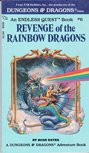 Revenge of the Rainbow Dragons by Rose Estes, ISBN: 9780880380218