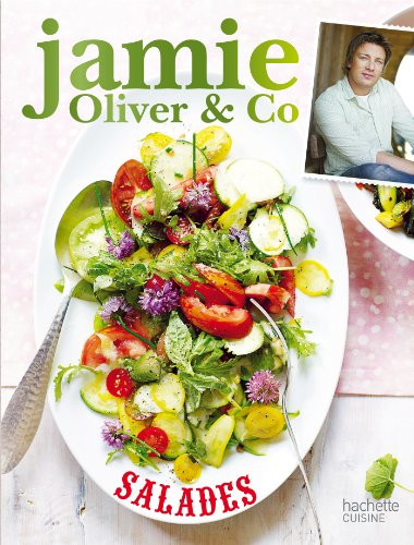 Salades by Jamie Oliver, ISBN: 9782012312517
