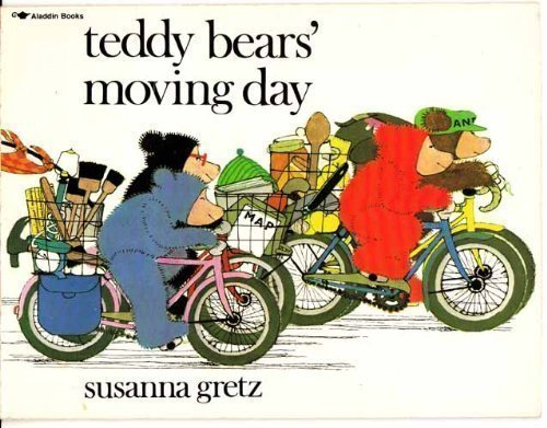 Teddy Bears' Moving Day