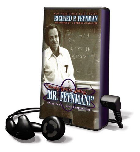 Surely You're Joking, Mr. Feynman! by Richard P Feynman, ISBN: 9781433266287