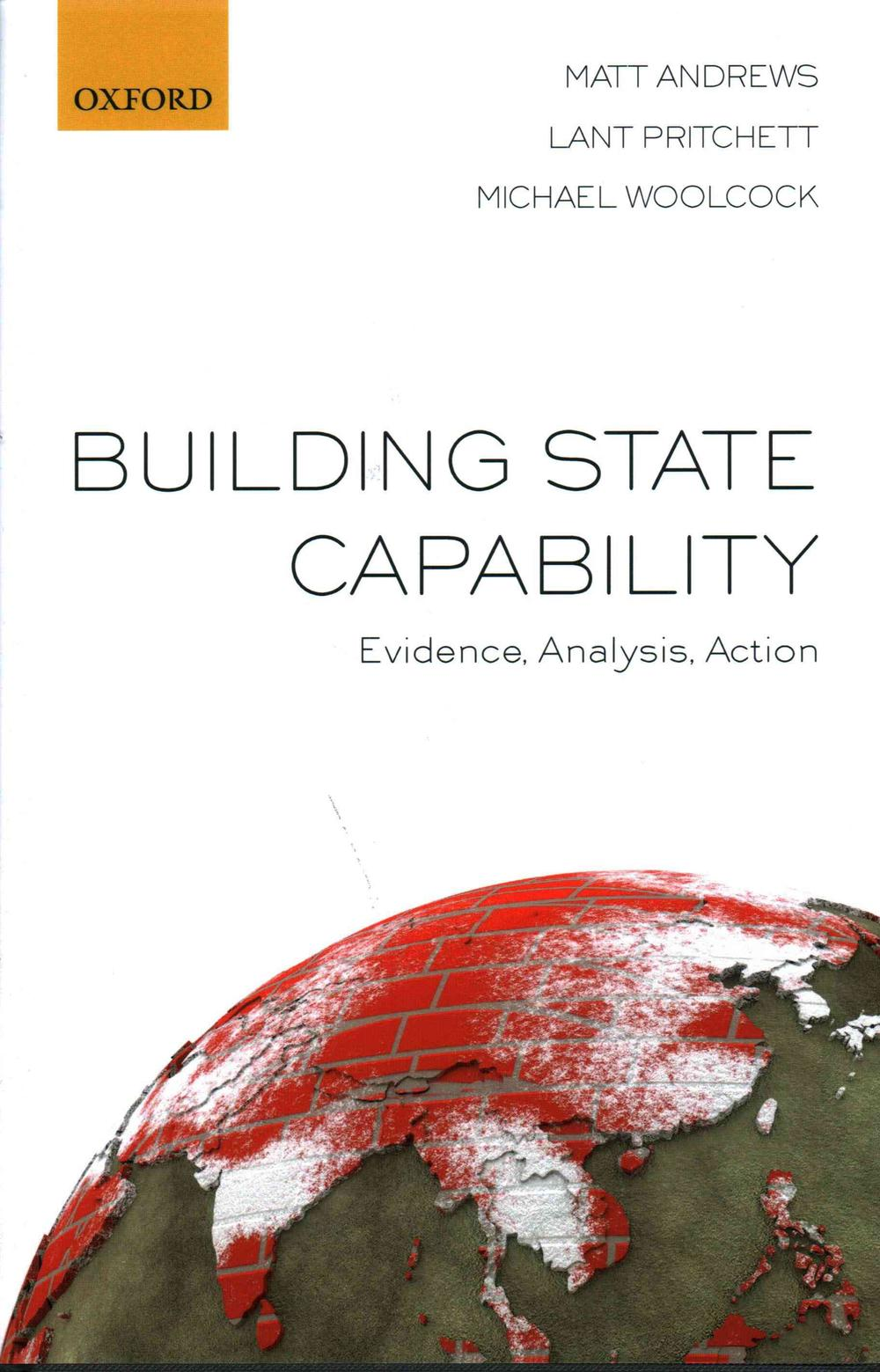 Building State CapabilityEvidence, Analysis, Action