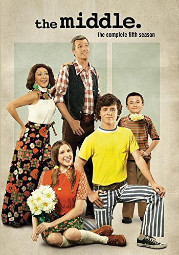 The Middle: Season 5 by Patricia Heaton by Unknown, ISBN: 0779628690428