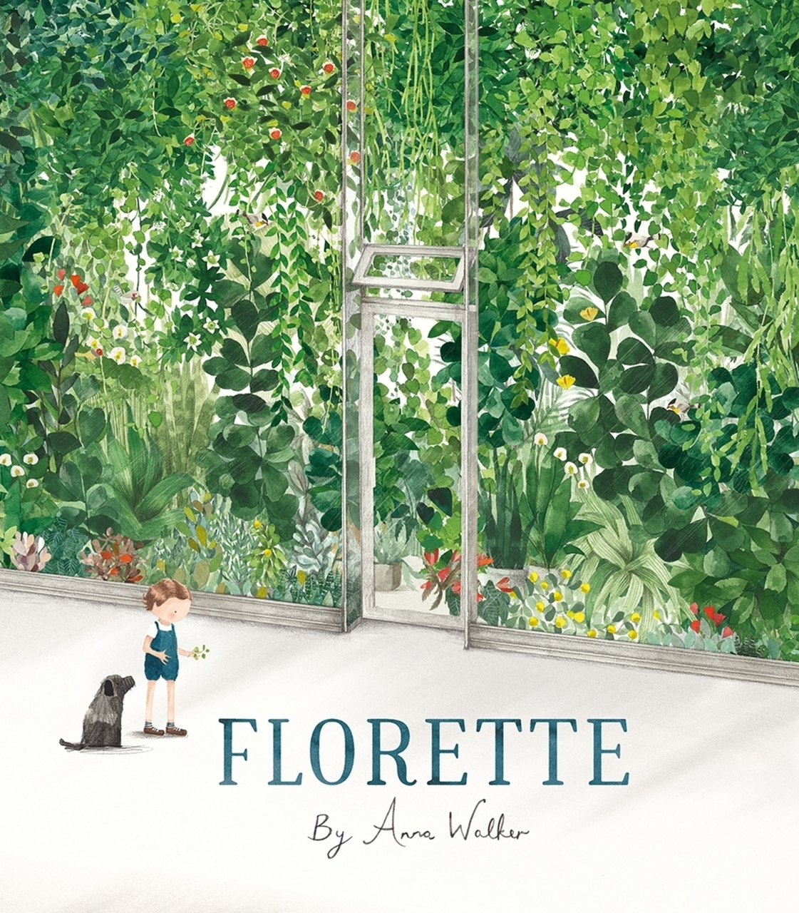Florette by Anna Walker, ISBN: 9780670079414