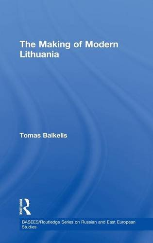 The Making of Modern Lithuania