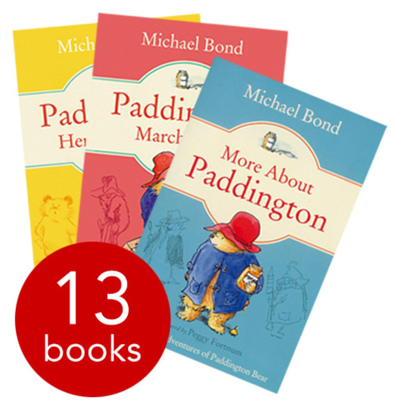 Paddington Bear Collection - 13 book set