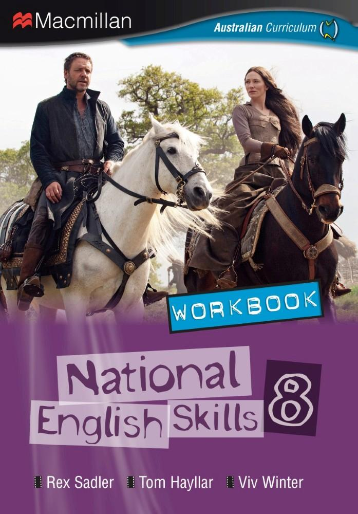 National English Skills 8