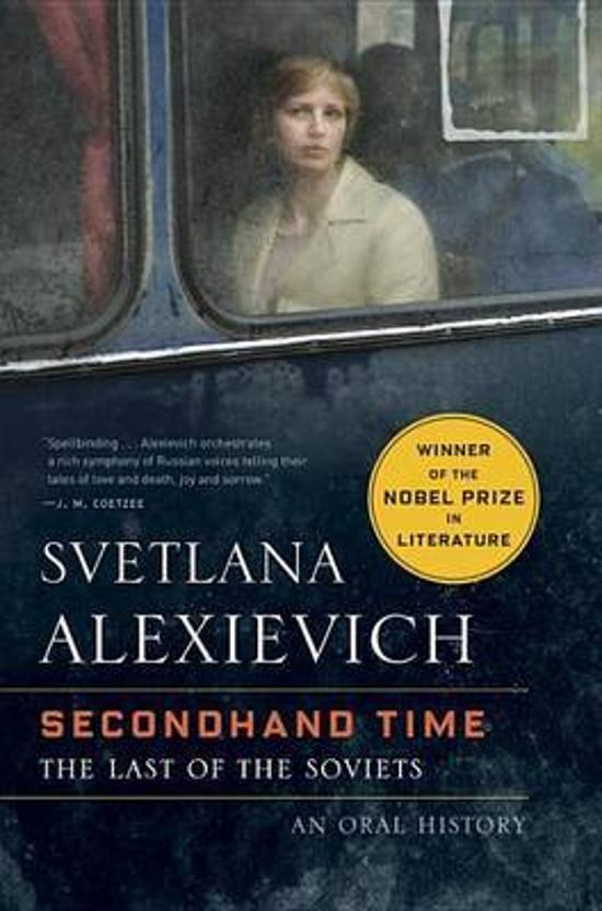 Secondhand Time by Svetlana Alexievich, ISBN: 9780399588808