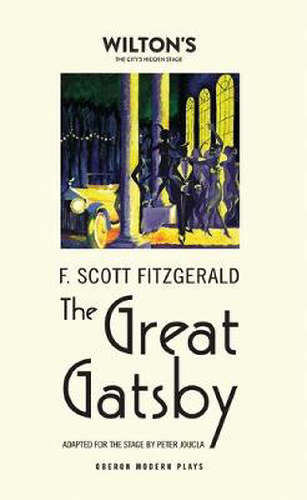 the unpopular concept of truth in the novels the great gatsby by f scott fitzgerald and 1984 by geor The great gatsby f scott fitzgerald 41 out if this is not a glimpse of what george orwell had mentioned in 1984, then what it is.