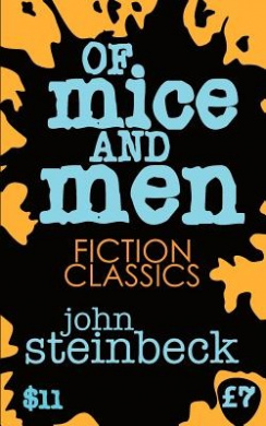 loneliness and alienation in of mice and men by john steinbeck