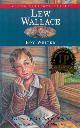 Cover Art for Lew Wallace: Boy Writer, ISBN: 9781882859054