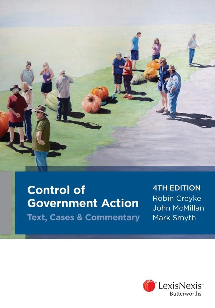 "Control of Government Action â"" Text, Cases & Commentary, 4th edition"