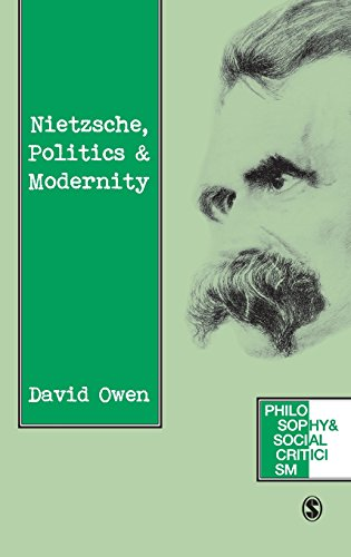 nietzsche and modernism Friedrich nietzsche held a pessimistic view on modern society and culture his views stand against the concept of popular culture he believed the press and mass culture led to conformity and brought about mediocrity.