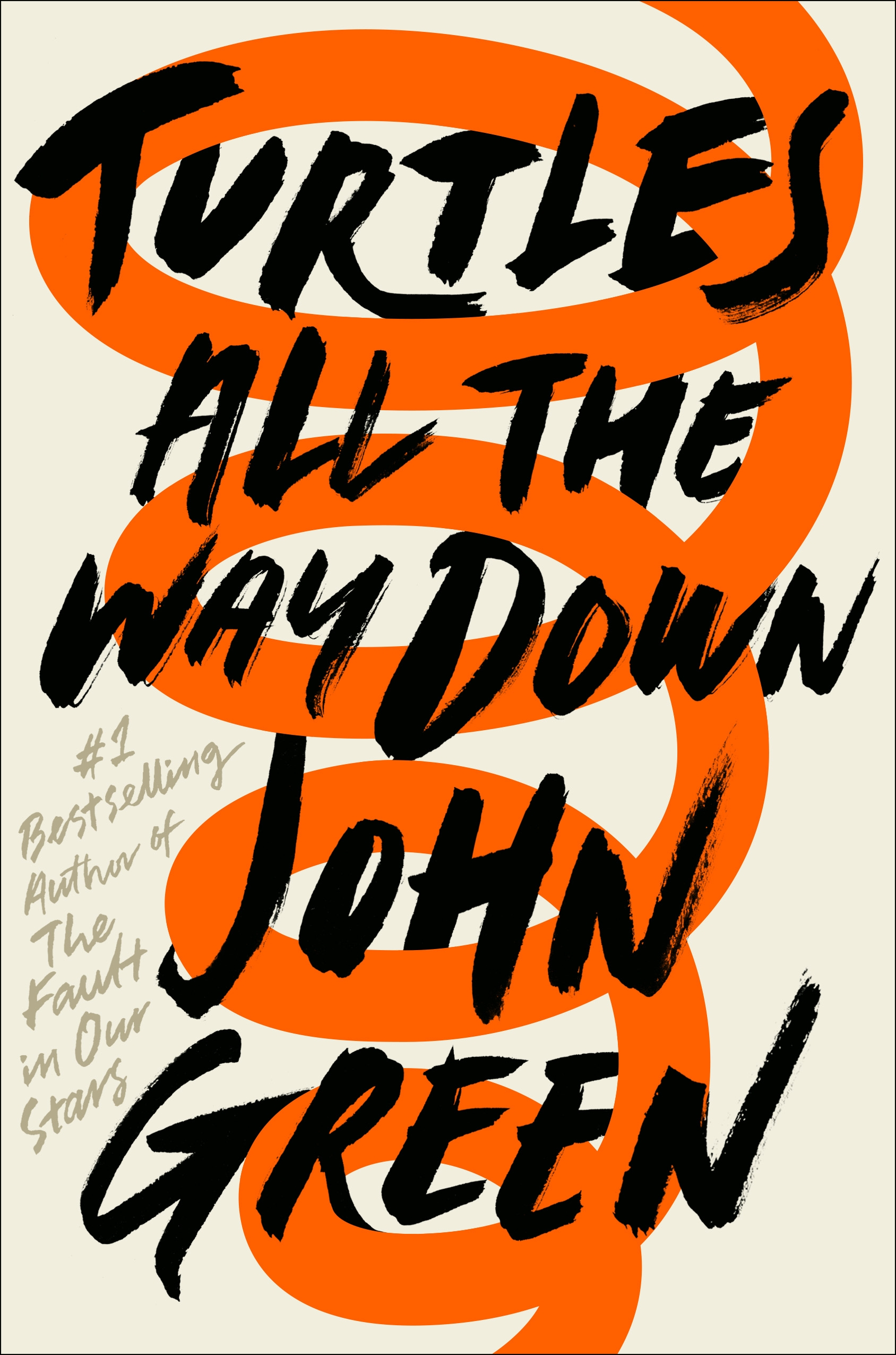 Turtles All the Way Down by John Green, ISBN: 9780241335437
