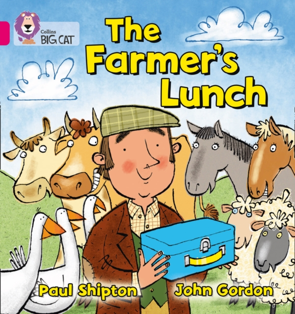 The Farmer's Lunch: Band 1A/Pink Phase 8, Bk 3