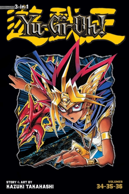 Yu-Gi-Oh! (3-in-1 Edition), Vol. 12: Includes Vols. 34, 35 & 36 by Kazuki Takahashi, ISBN: 9781421579351