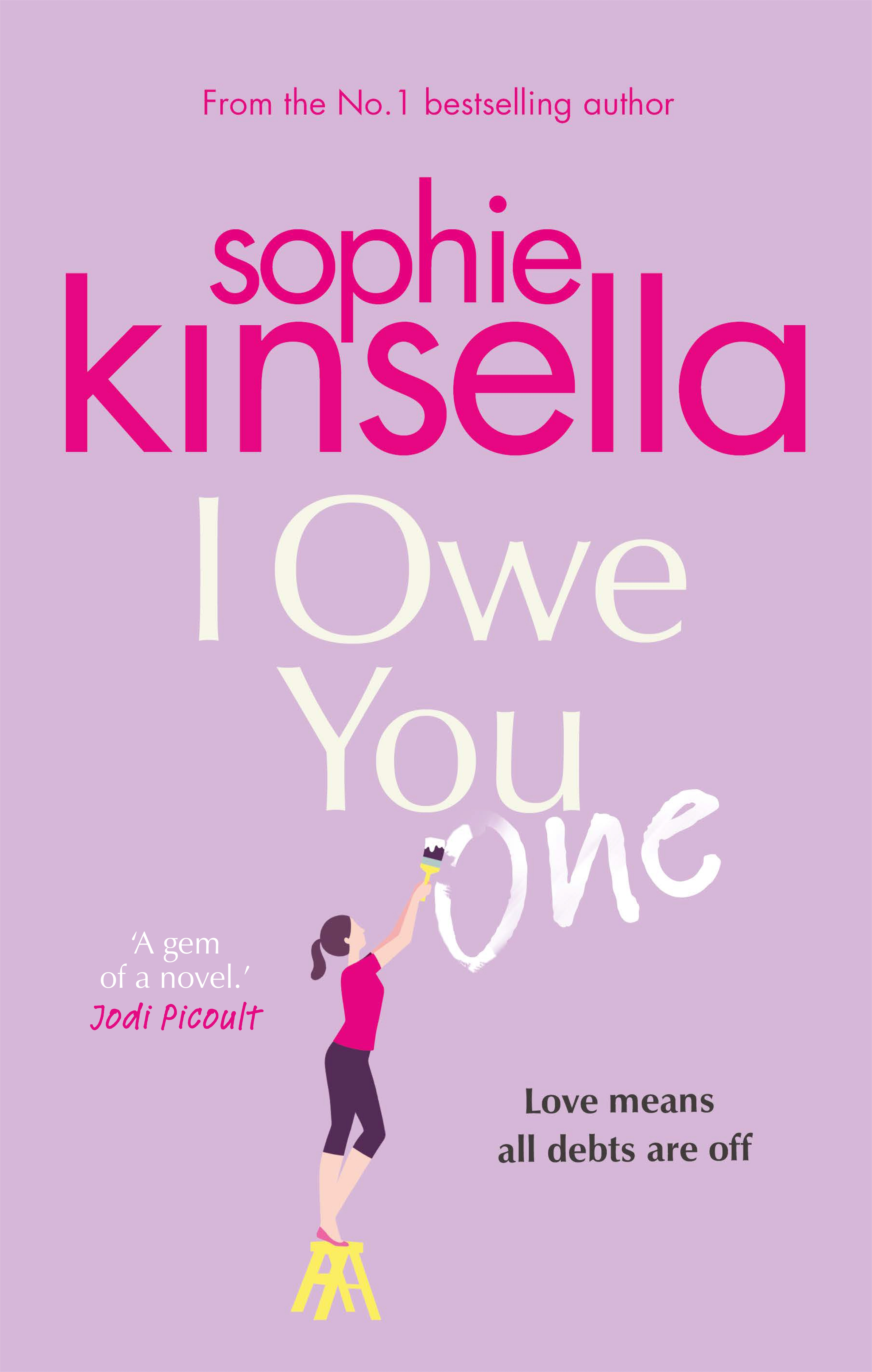 I Owe You One by Sophie Kinsella, ISBN: 9780593079928