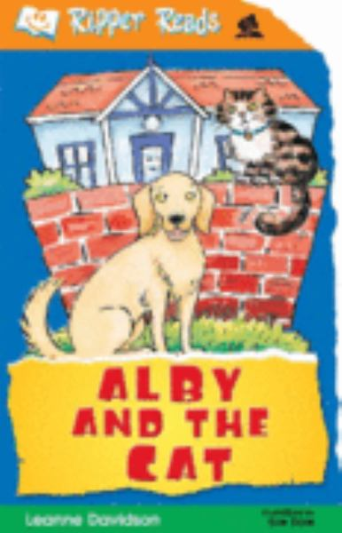 Alby and the Cat by Leanne Davidson, ISBN: 9781741786354