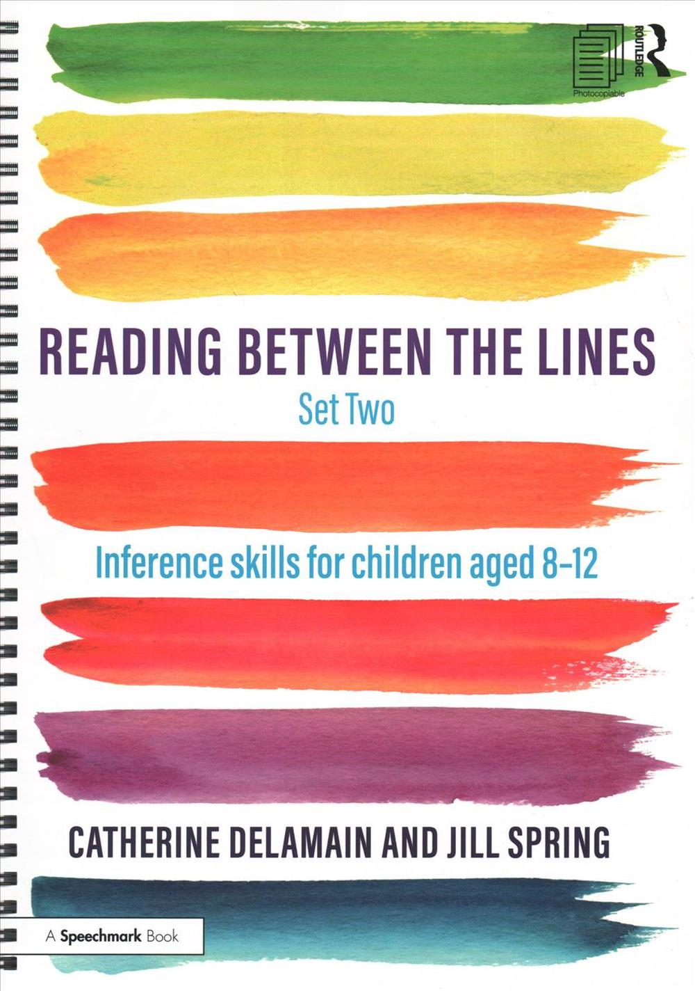 Reading Between the Lines Set TwoInference skills for children aged 8 - 12