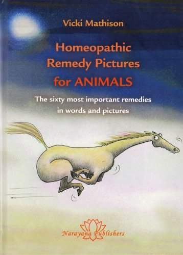 Homeopathic Remedy Pictures for Animals