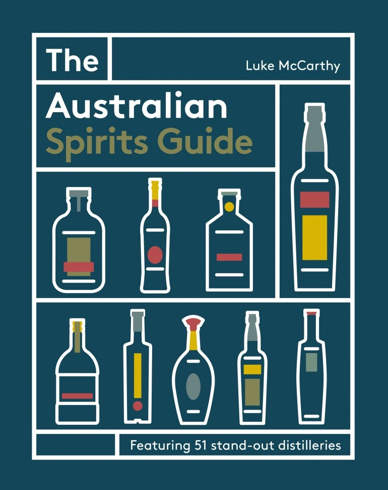 The Great Australian Spirit by Mccarthy  Luke, ISBN: 9781743791424