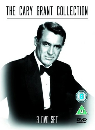 Cary Grant Collection,The (3DVD)   (UK PAL Region 0)