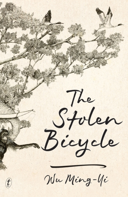 The Stolen Bicycle by Ming-Yi Wu,Darryl Sterk, ISBN: 9781911231158