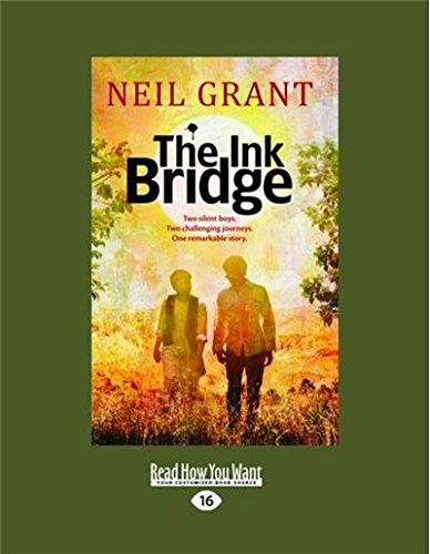 an analysis of the novel the ink bridge by neil grant