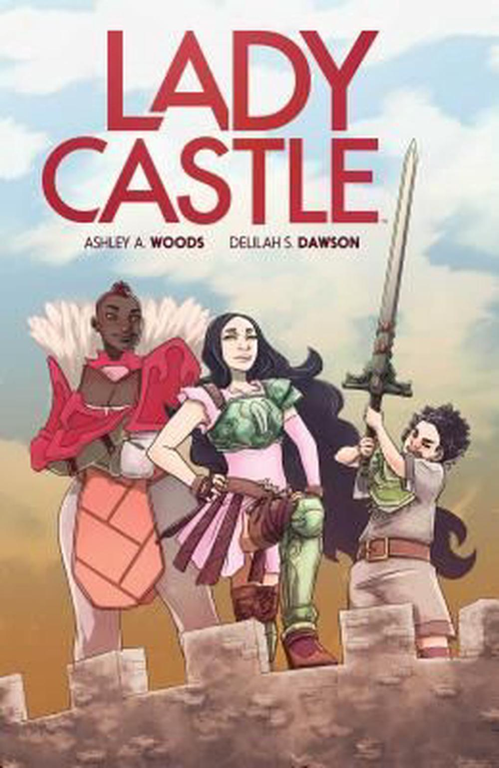Ladycastle by Delilah S. Dawson, ISBN: 9781684150328