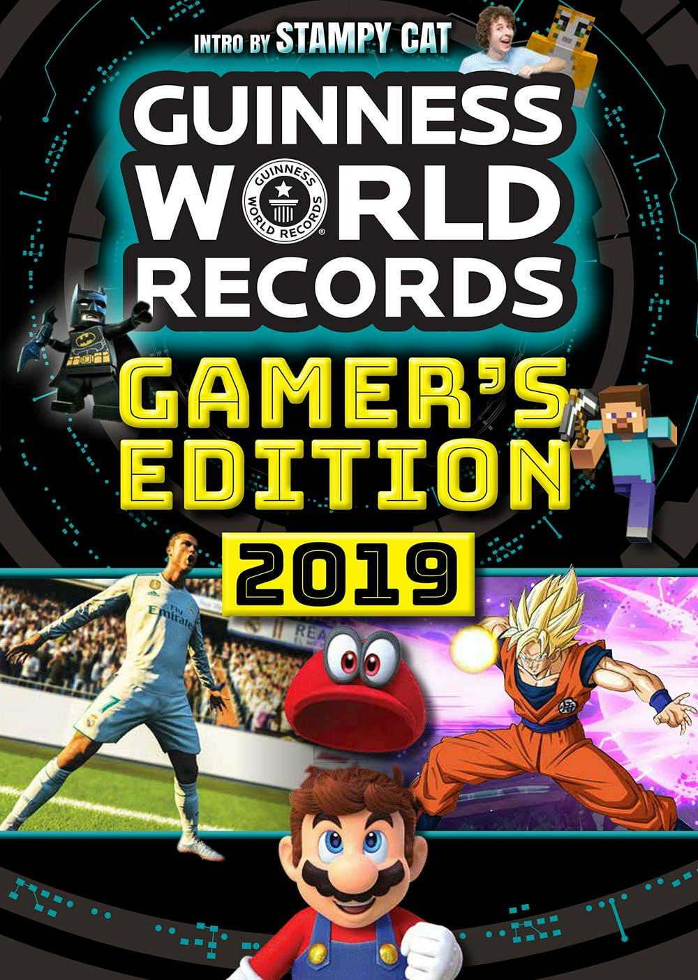 Guinness World Records 2019: Gamer's Edition by Guinness World Records, ISBN: 9781912286478