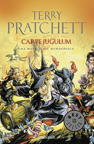 Carpe Jugulum by Terry Pratchett, ISBN: 9788499080024