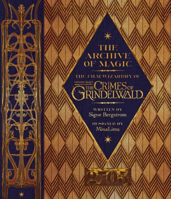 The Crimes of Grindelwald by Signe Bergstrom, ISBN: 9780008204655