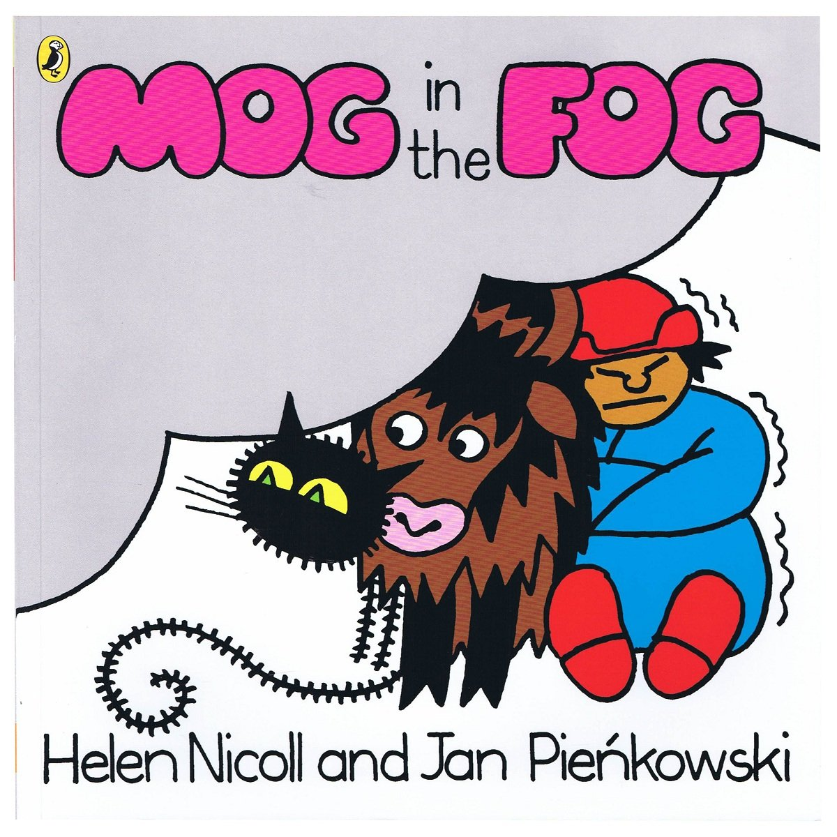 Meg and Mog in the Fog