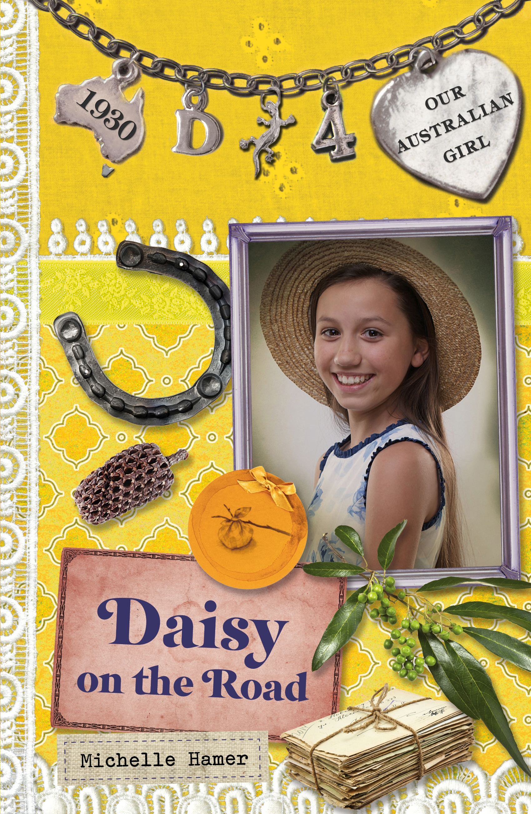 Our Australian Girl: Daisy on the Road (Book 4) (eBook)