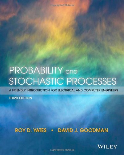 Probability and Stochastic Processes'