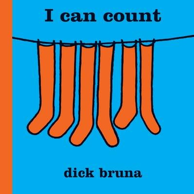 I Can Count by Dick Bruna, ISBN: 9781849760768