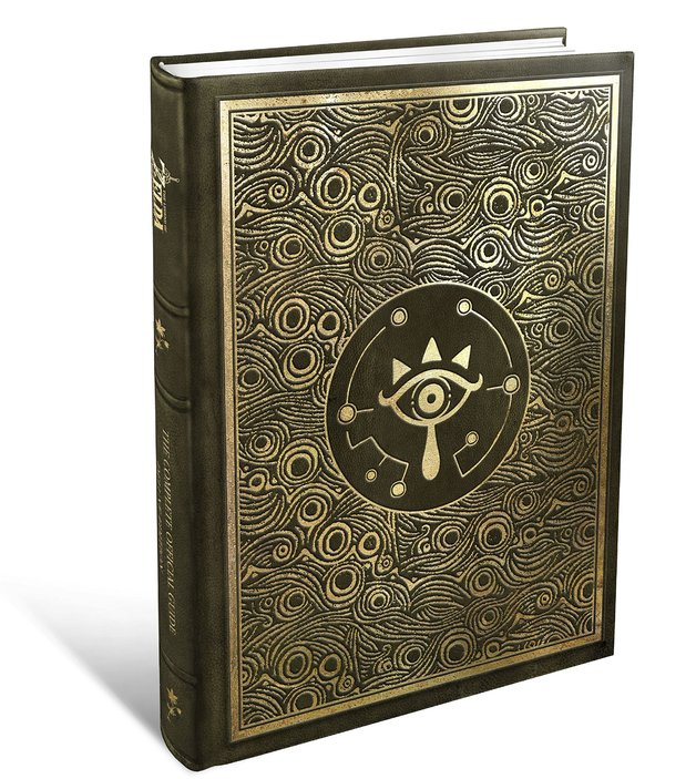The Legend of Zelda: Breath of the Wild Deluxe Edition: The Complete Official Guide by Piggyback, ISBN: 9781911015215