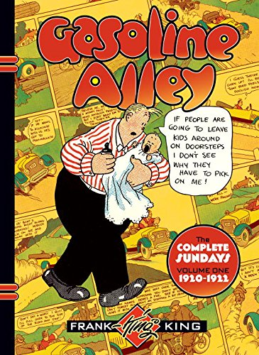 Gasoline Alley: The Complete Sundays Volume 1 1920-1922