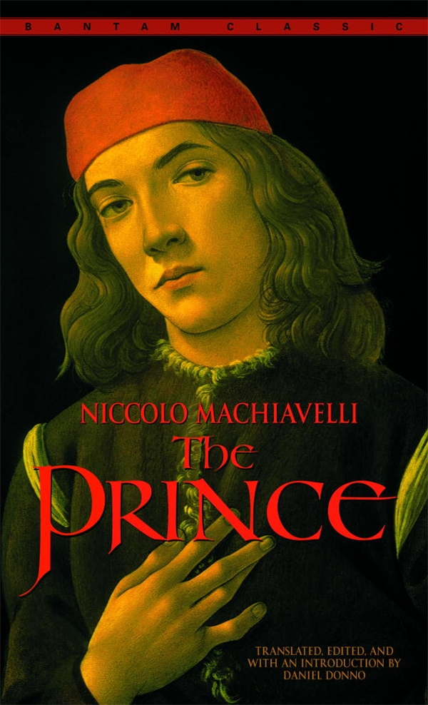 morality in the prince Of hatred, machiavelli argues that sometimes hatred comes from good or moral things and a prince thus has to be vice enough to keep state strong and stable (machiavelli, 1998, 77) in the context of keeping promises, machiavelli estimates that if keeping promises has the capacity to harm the prince, the promise must not be made in the purpose.