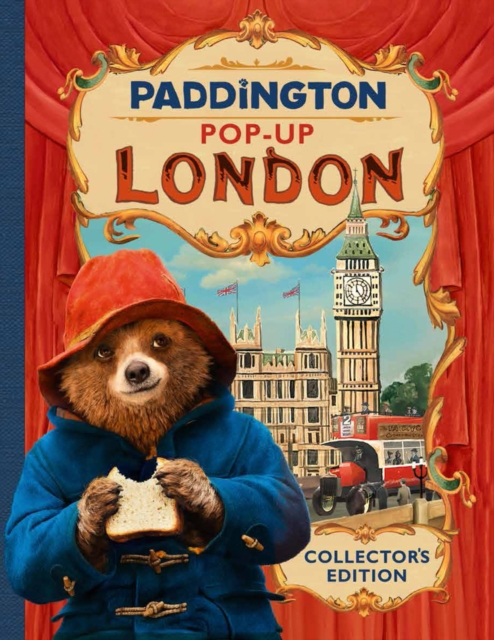 Paddington Pop-Up LondonMovie Tie-in