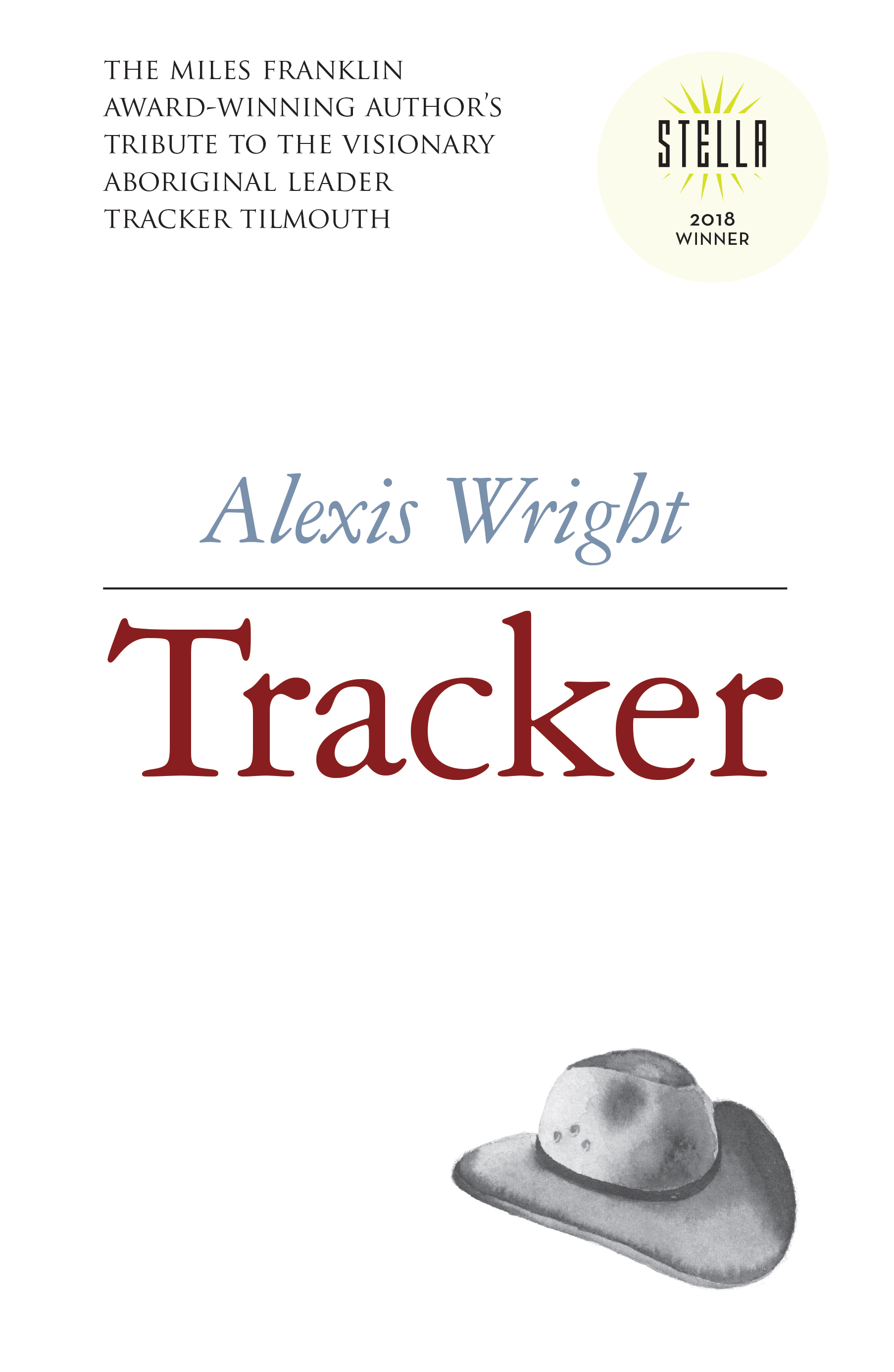 Tracker by Alexis Wright, ISBN: 9781925336337