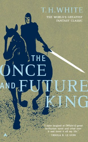 an analysis of anachronism and humor in t h whites novel the once and future king The original novel also contains a battle between merlin and sorceress madam mim that was not included in the once and future king but that in part two, the queen of air and darkness, white sets the stage for arthur's demise by introducing the orkney clan and detailing arthur's seduction by.