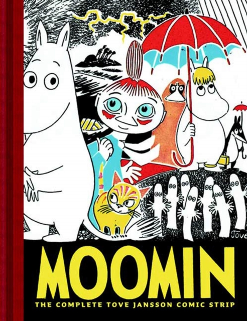 Moomin: Bk. 1 by Tove Jansson, ISBN: 9781894937801