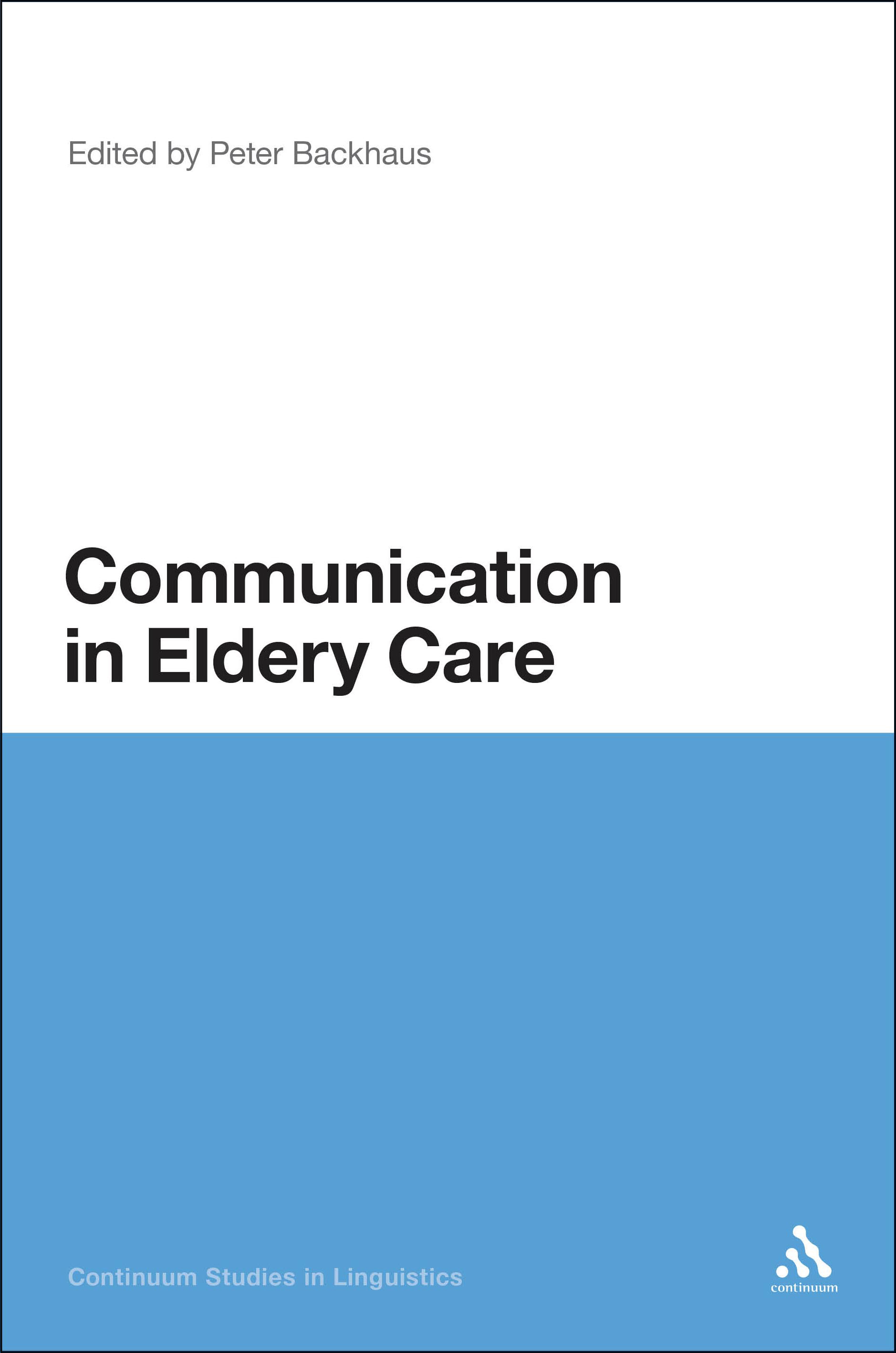 Communication in Elderly Care